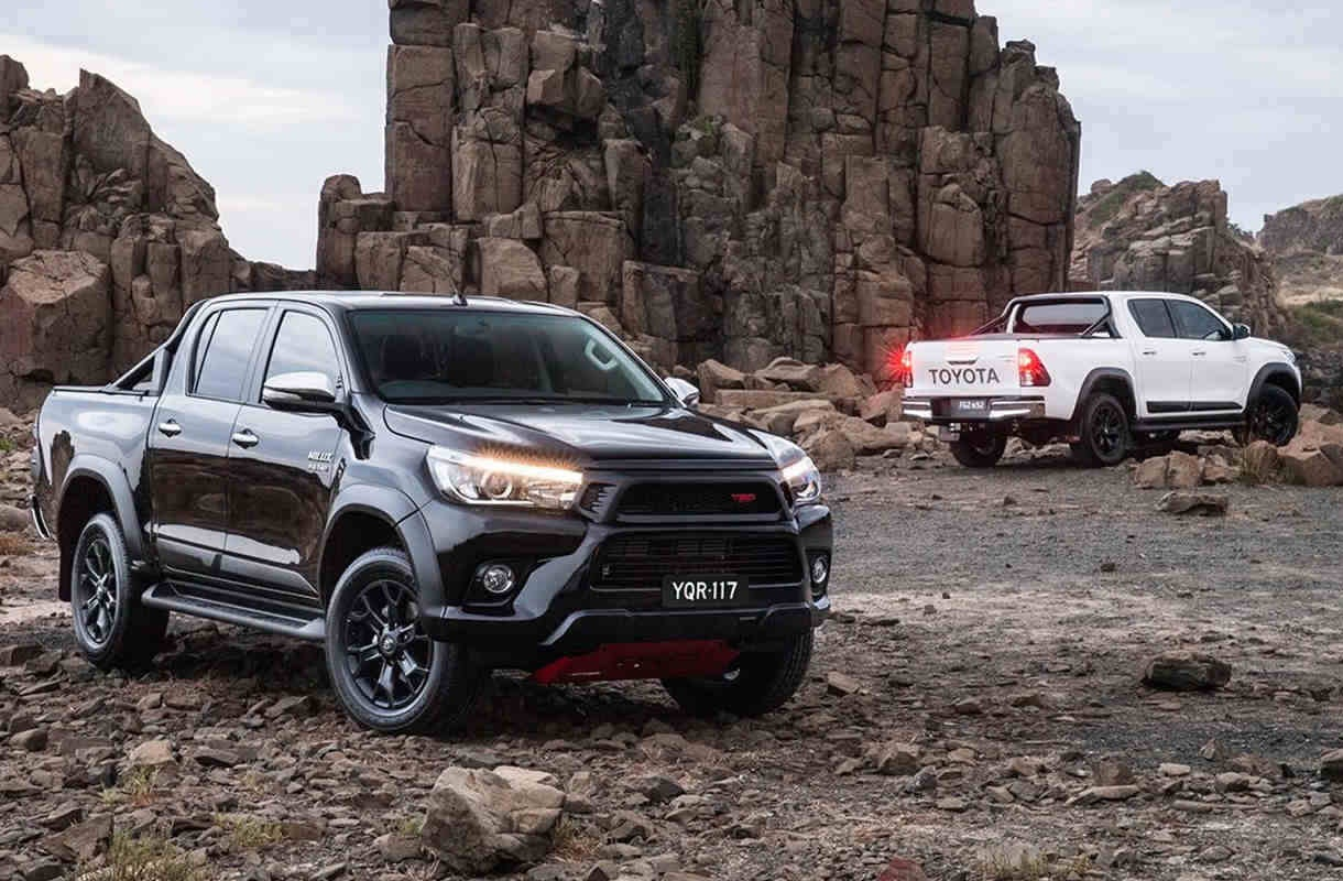 41 All New 2020 Toyota Hilux Review and Release date