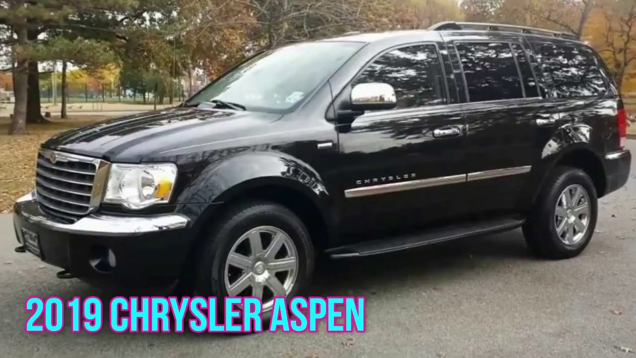 41 Best 2019 Chrysler Aspen Wallpaper