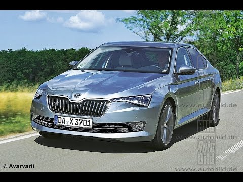 41 Best 2019 New Skoda Superb Exterior and Interior