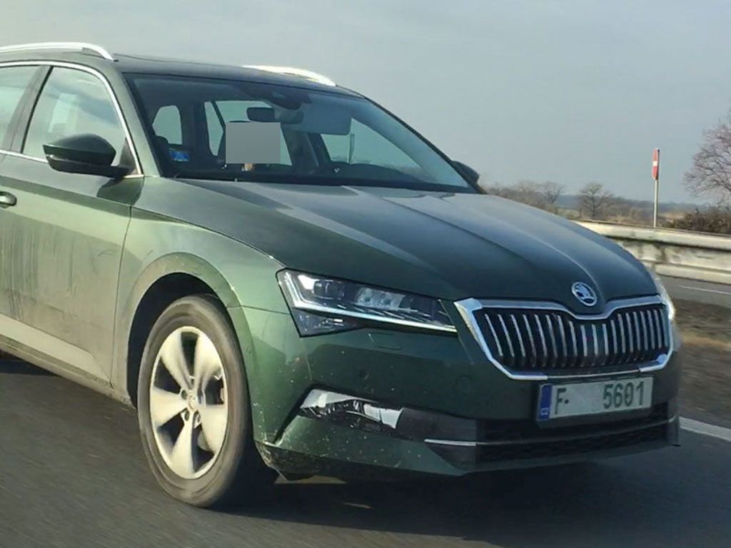 41 Best 2019 New Skoda Superb Rumors