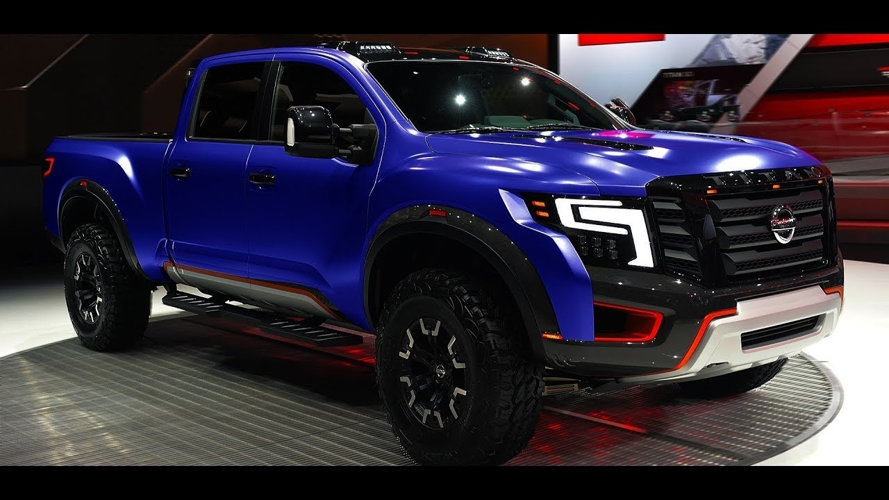 41 Best 2020 Nissan Titan Redesign and Concept