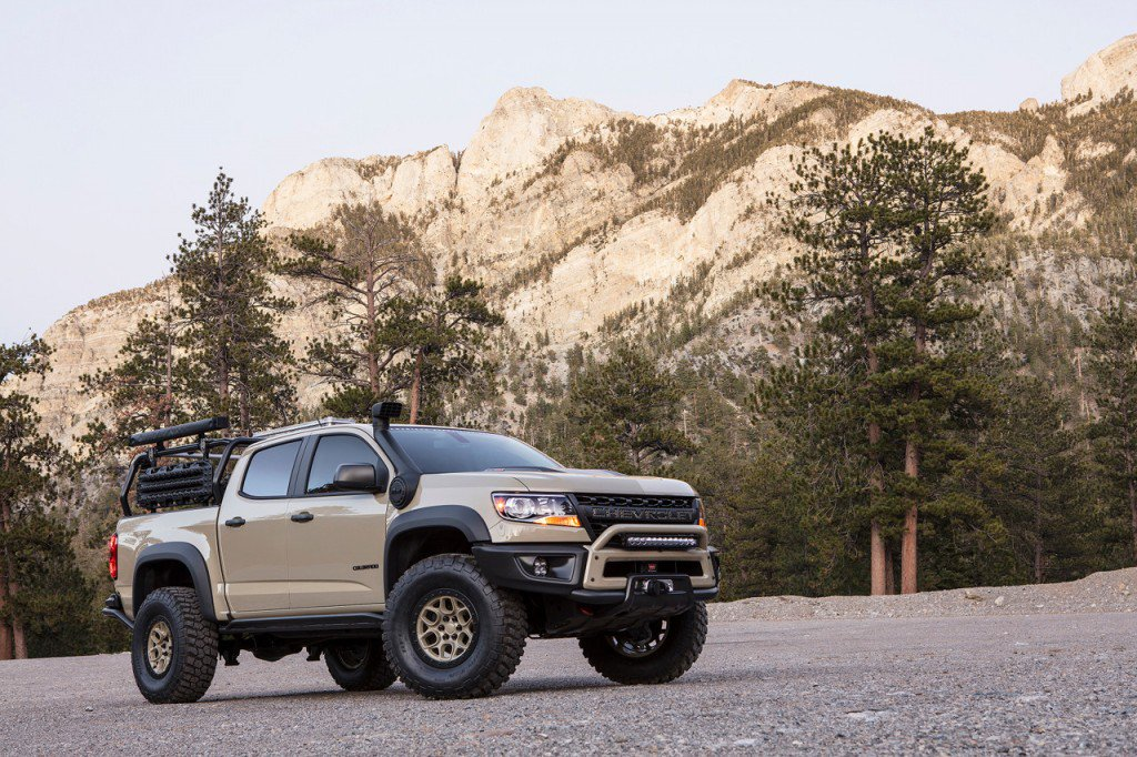 41 New 2020 Chevy Colorado Price and Review