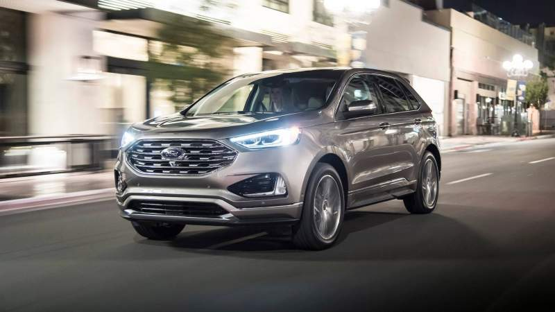 41 New 2020 Ford Edge Review