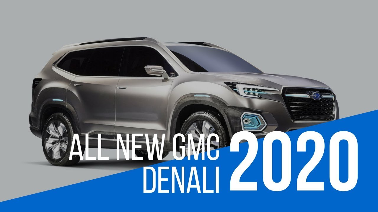 41 New 2020 GMC Yukon XL History