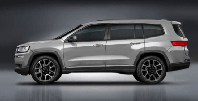 41 New 2020 Grand Cherokee Redesign and Concept