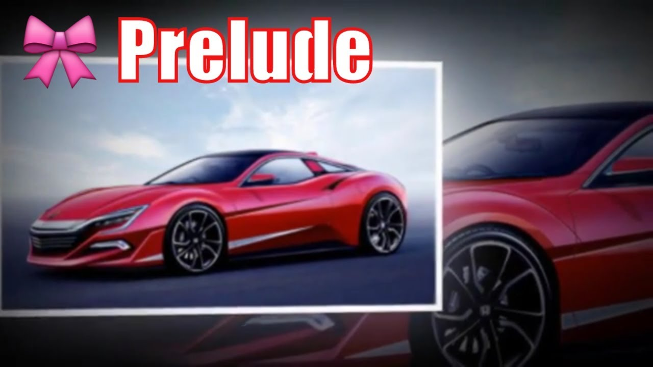 41 New 2020 Honda Prelude Reviews