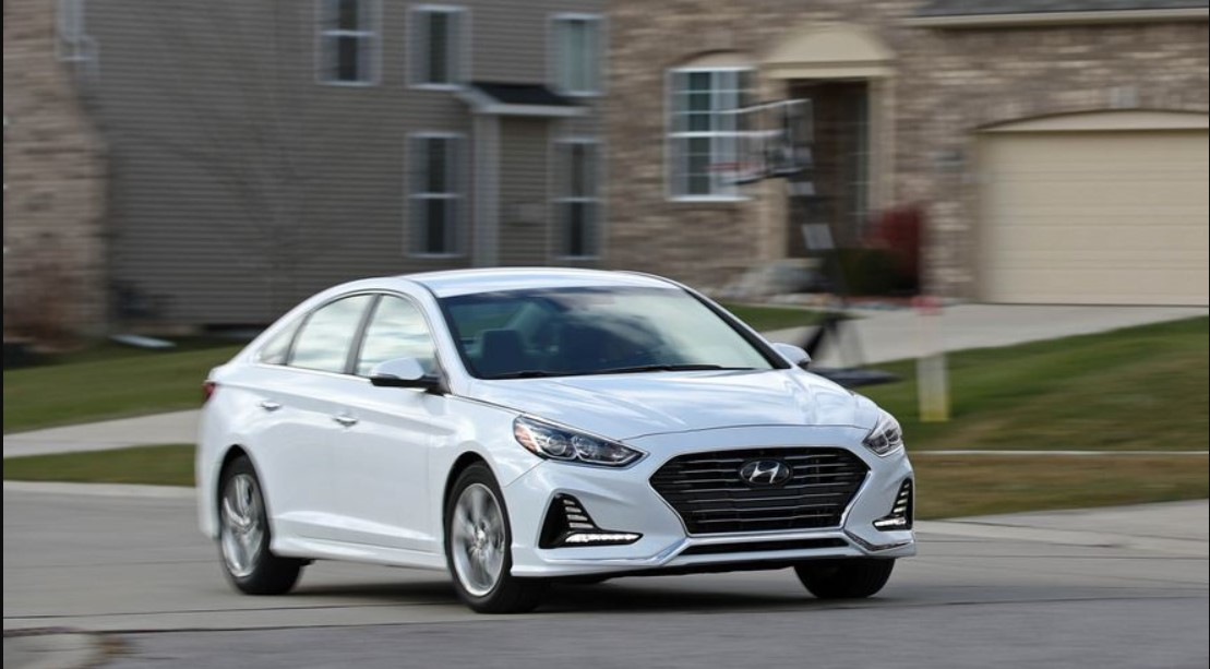 41 New 2020 Hyundai Sonata Hybrid Sport Price Design and Review