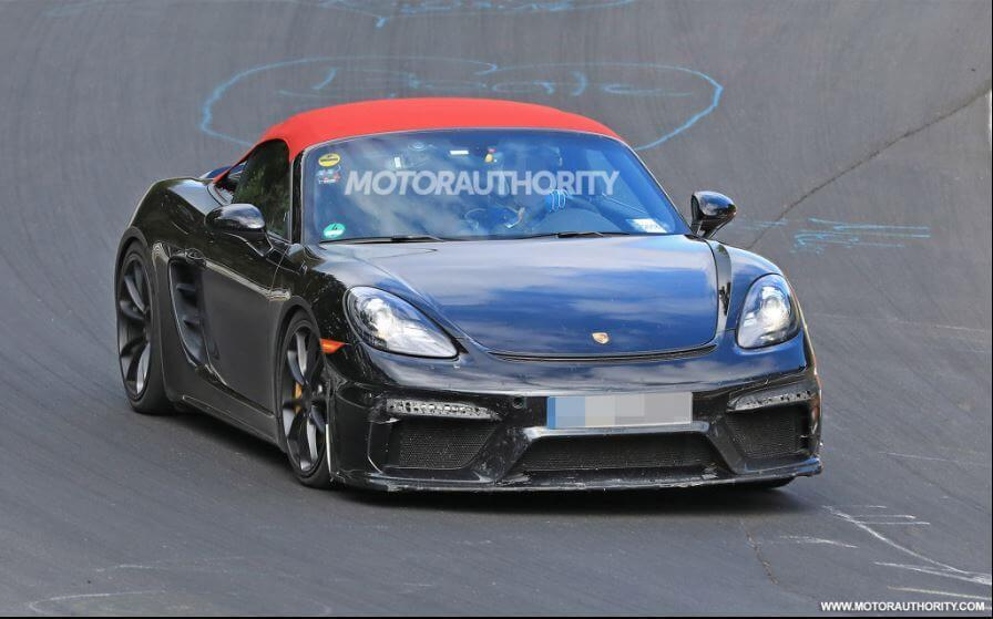 41 New 2020 Porsche Boxster Spyder Pictures