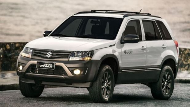 41 New 2020 Suzuki Grand Vitara Preview Photos