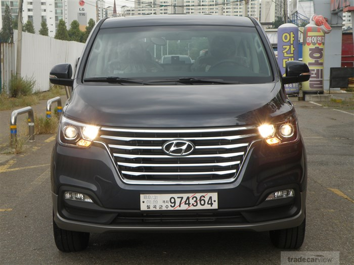 41 The 2019 Hyundai Starex Performance and New Engine