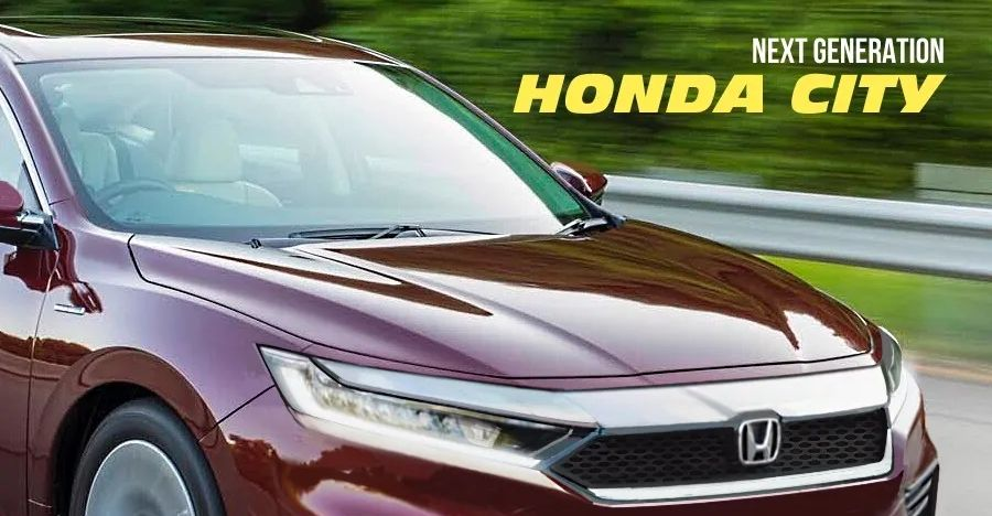 41 The 2020 Honda City Picture