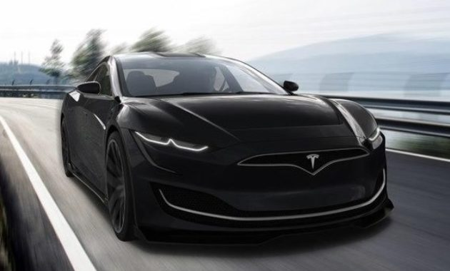 41 The 2020 Tesla Model S Concept