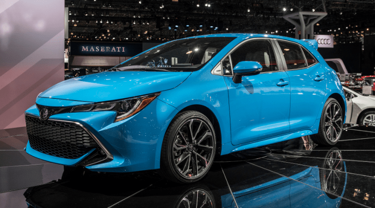 41 The 2020 Toyota Corolla Hatchback First Drive
