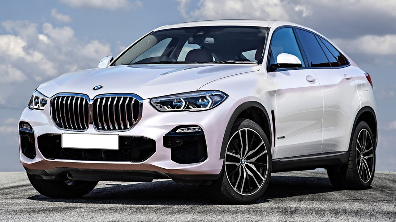 41 The BMW X62019 Concept and Review