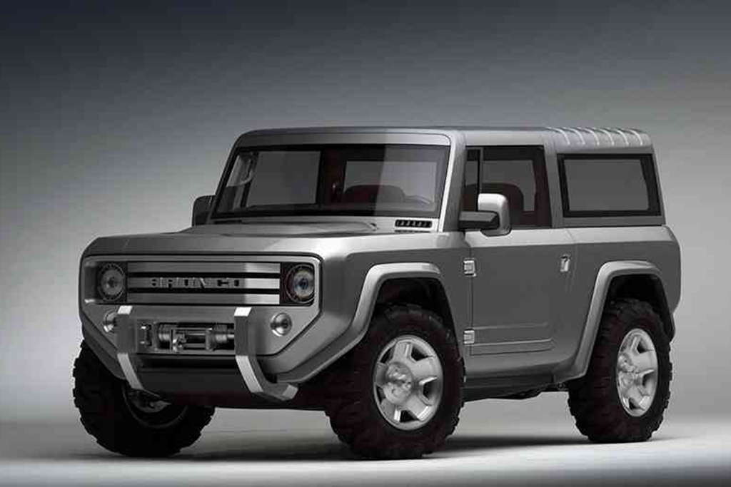 41 The Best 2020 Ford Bronco Picture