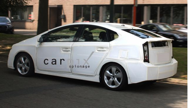 41 The Best Spy Shots Toyota Prius Redesign and Review
