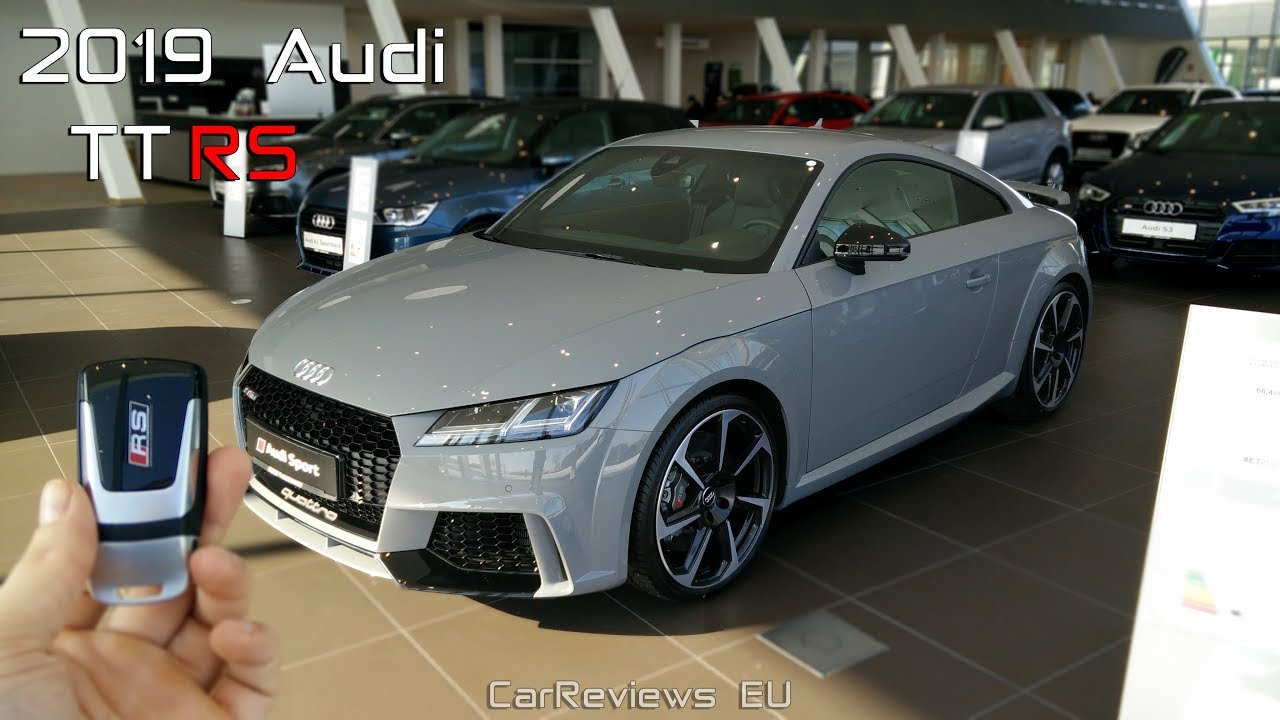 42 A 2019 Audi Tt Rs Price Design and Review