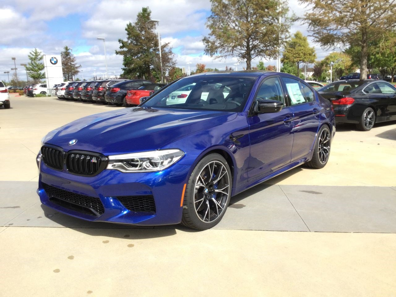 42 A 2019 BMW M5 Xdrive Awd New Review