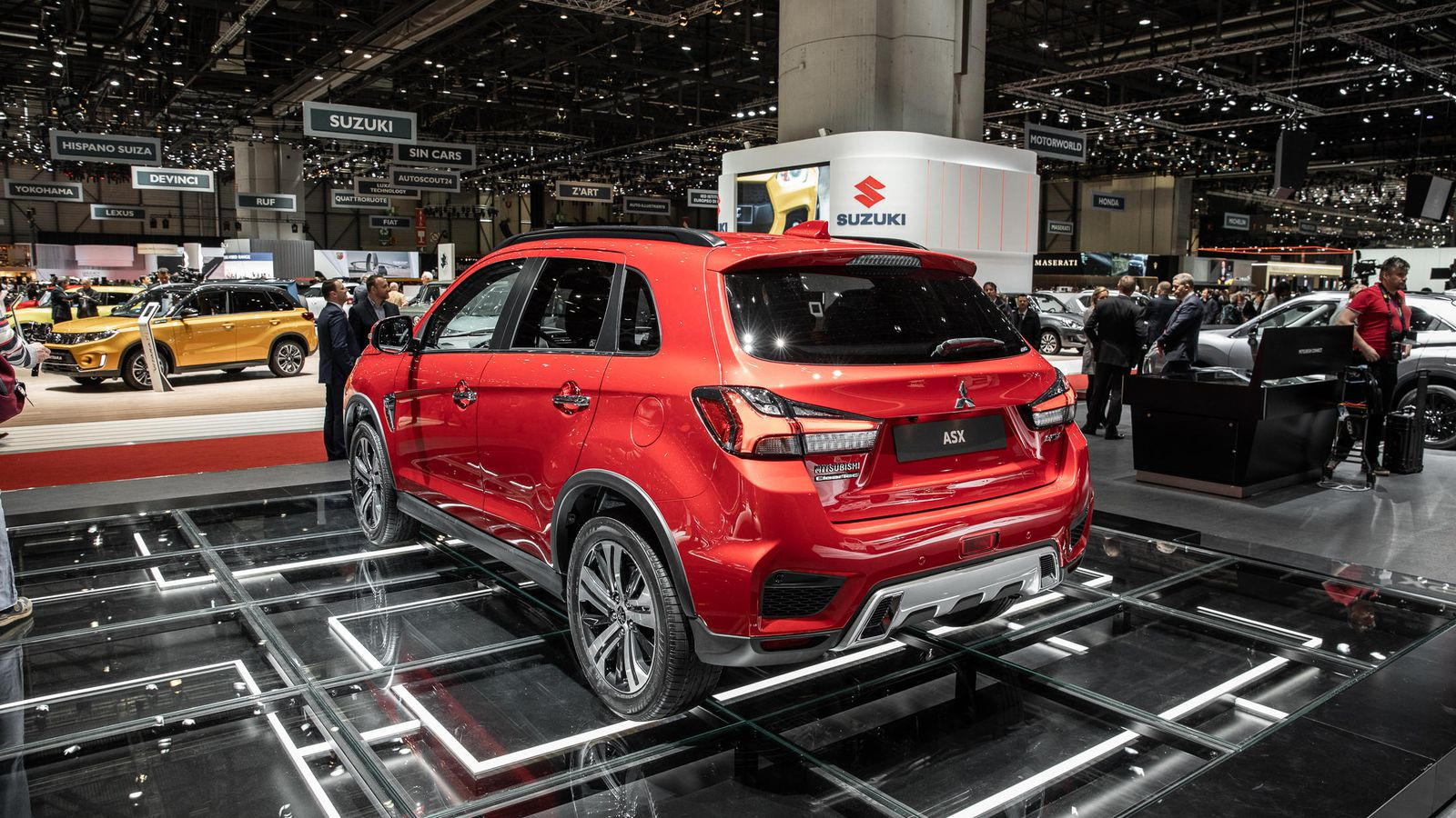 42 A 2020 All Mitsubishi Outlander Sport Style