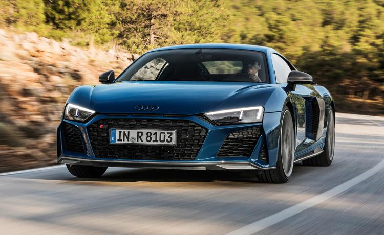 42 A 2020 Audi R8 Ratings