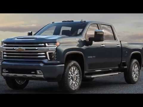 42 A 2020 Chevy Duramax Wallpaper