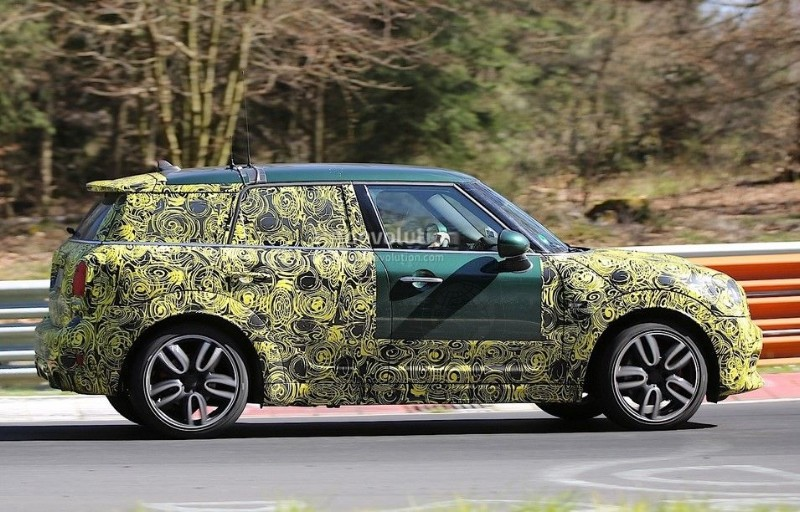 42 A Spy Shots Mini Countryman Redesign and Review