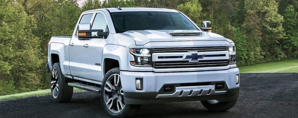 42 All New 2019 Chevy Silverado Hd Performance and New Engine