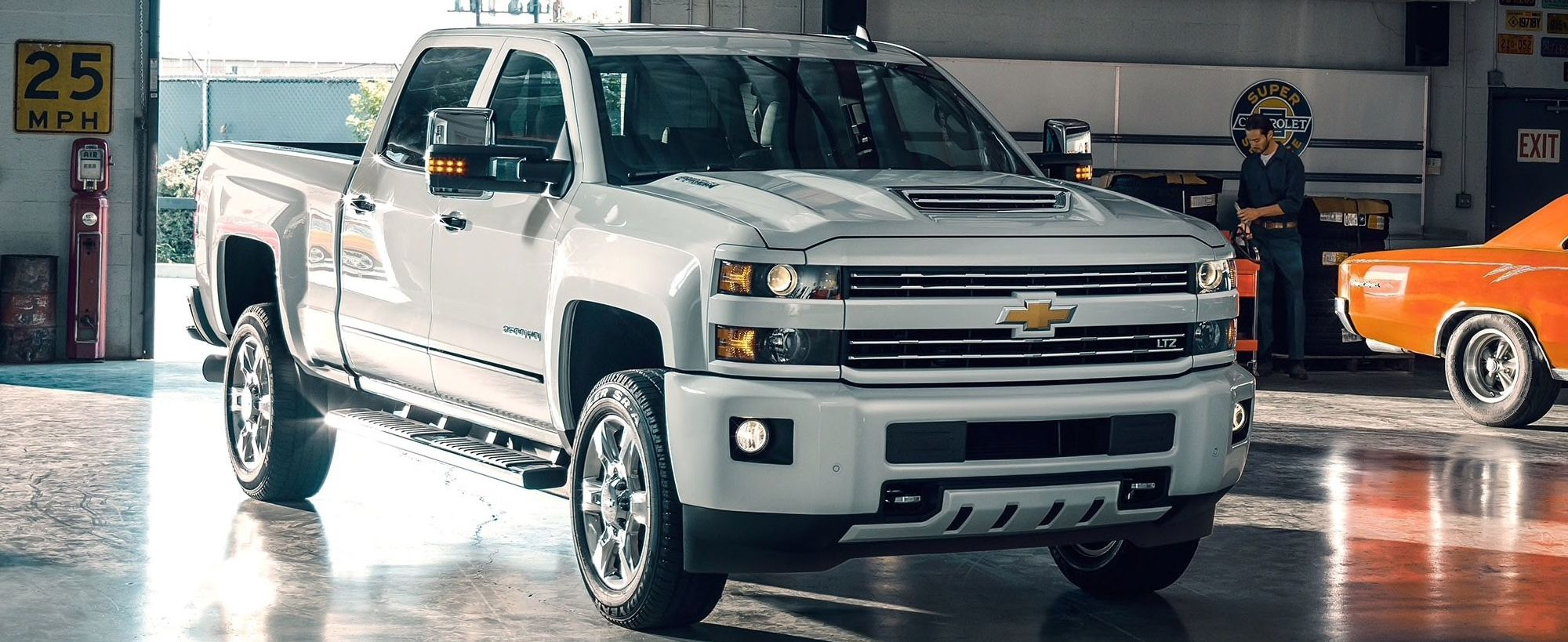 42 All New 2019 Chevy Silverado Hd Performance