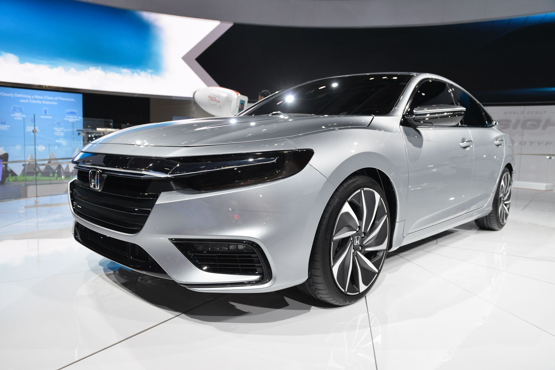 42 All New 2020 Honda Fcev First Drive