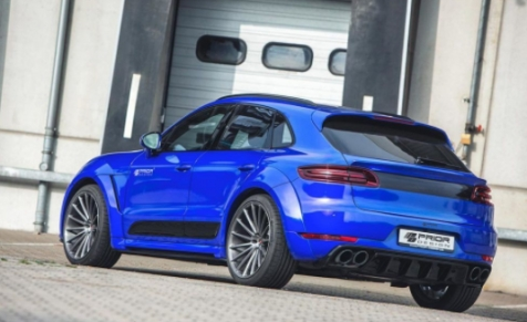 42 All New 2020 Porsche Macan Specs and Review