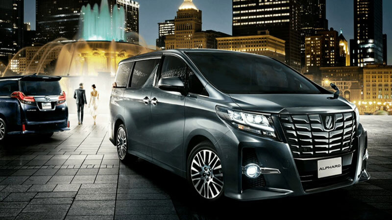 42 Best 2019 Toyota Alphard Exterior and Interior