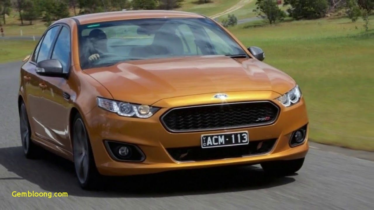 42 Best 2020 Ford Falcon Xr8 Gt Rumors
