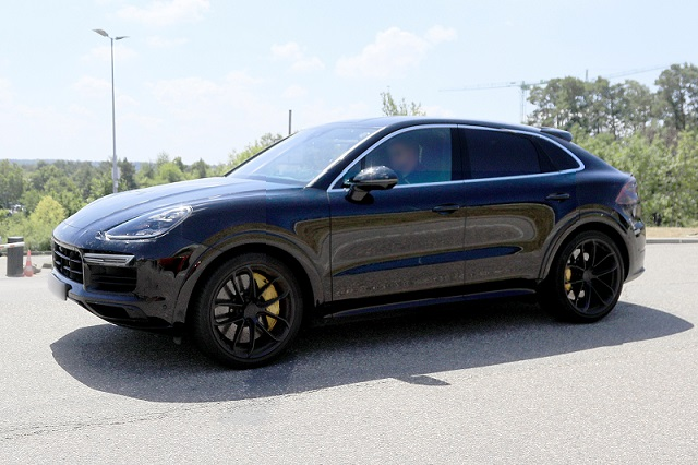 42 Best 2020 Porsche Cayenne Turbo S Picture