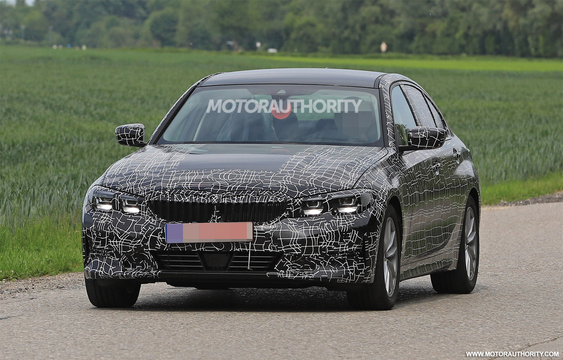 42 New 2020 Spy Shots BMW 3 Series Engine