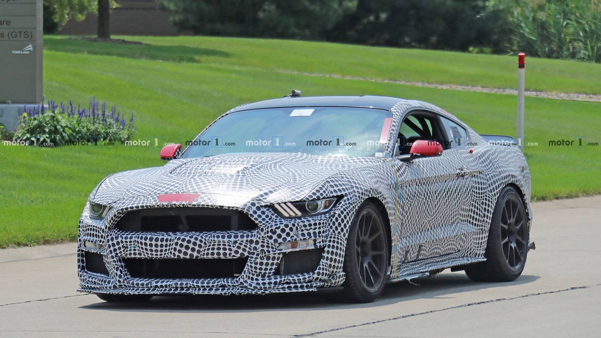 42 New Spy Shots Ford Mustang Svt Gt 500 Ratings