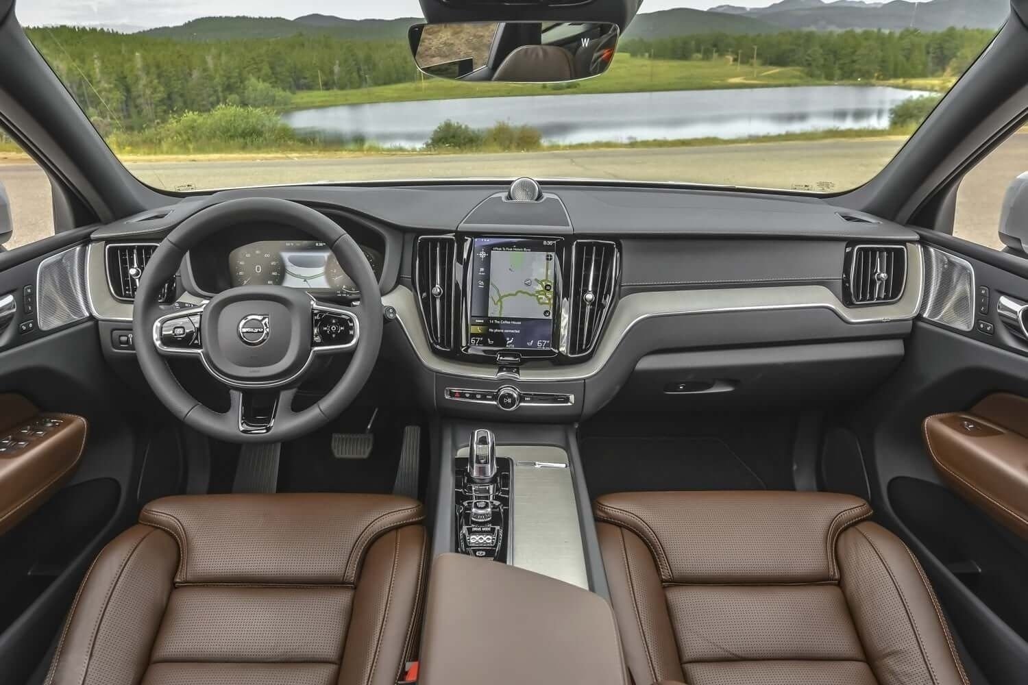 42 The 2019 Volvo V70 Performance