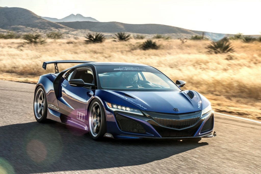 42 The 2020 Acura Nsx Type R Spesification