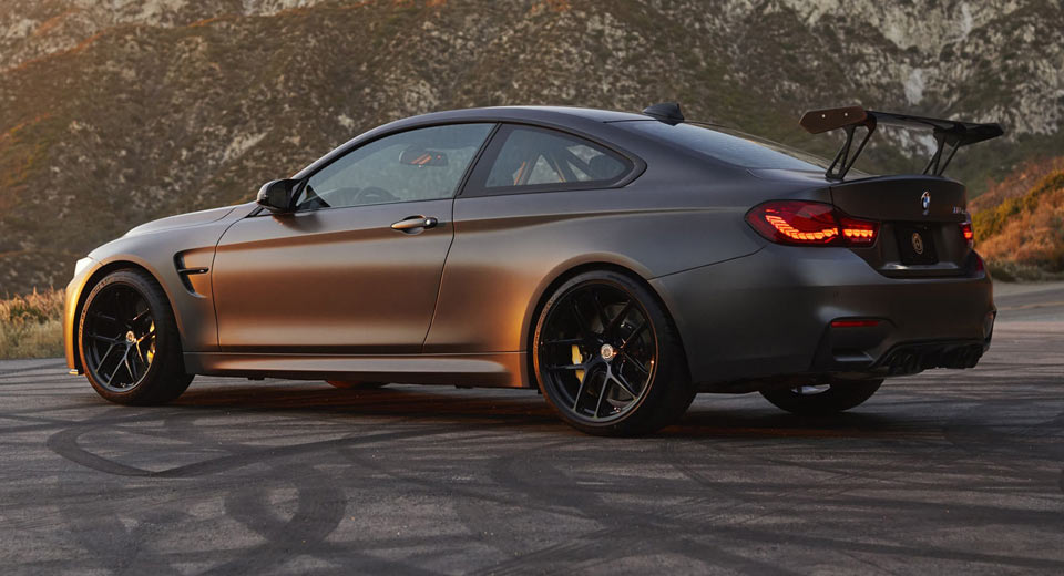 42 The 2020 BMW M4 Gts Exterior and Interior
