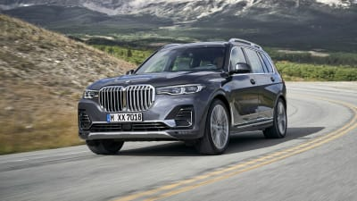 42 The 2020 BMW X7 Suv Series Exterior