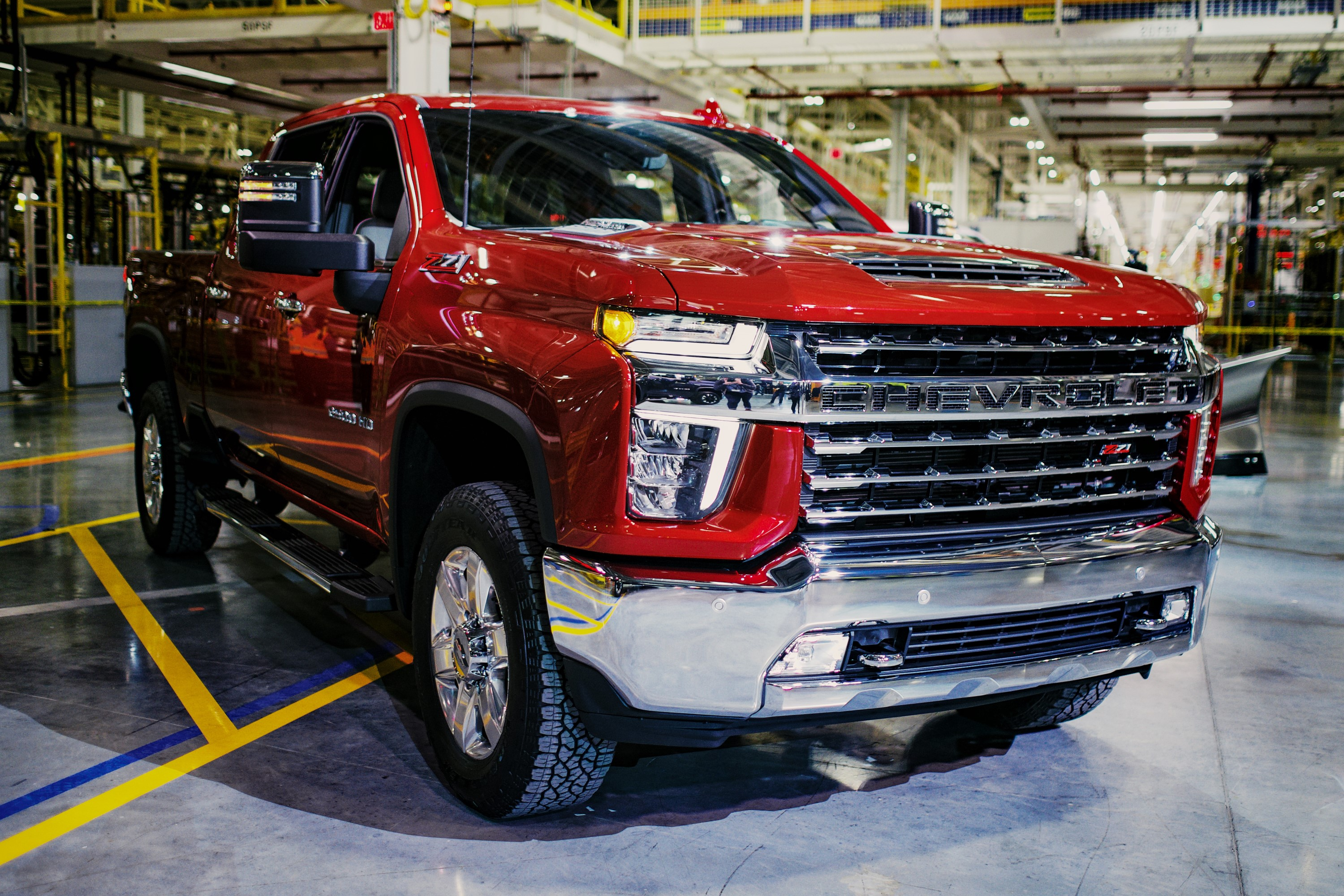 42 The 2020 Chevy Duramax Release Date