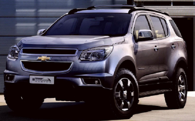 42 The 2020 Chevy Trailblazer Picture