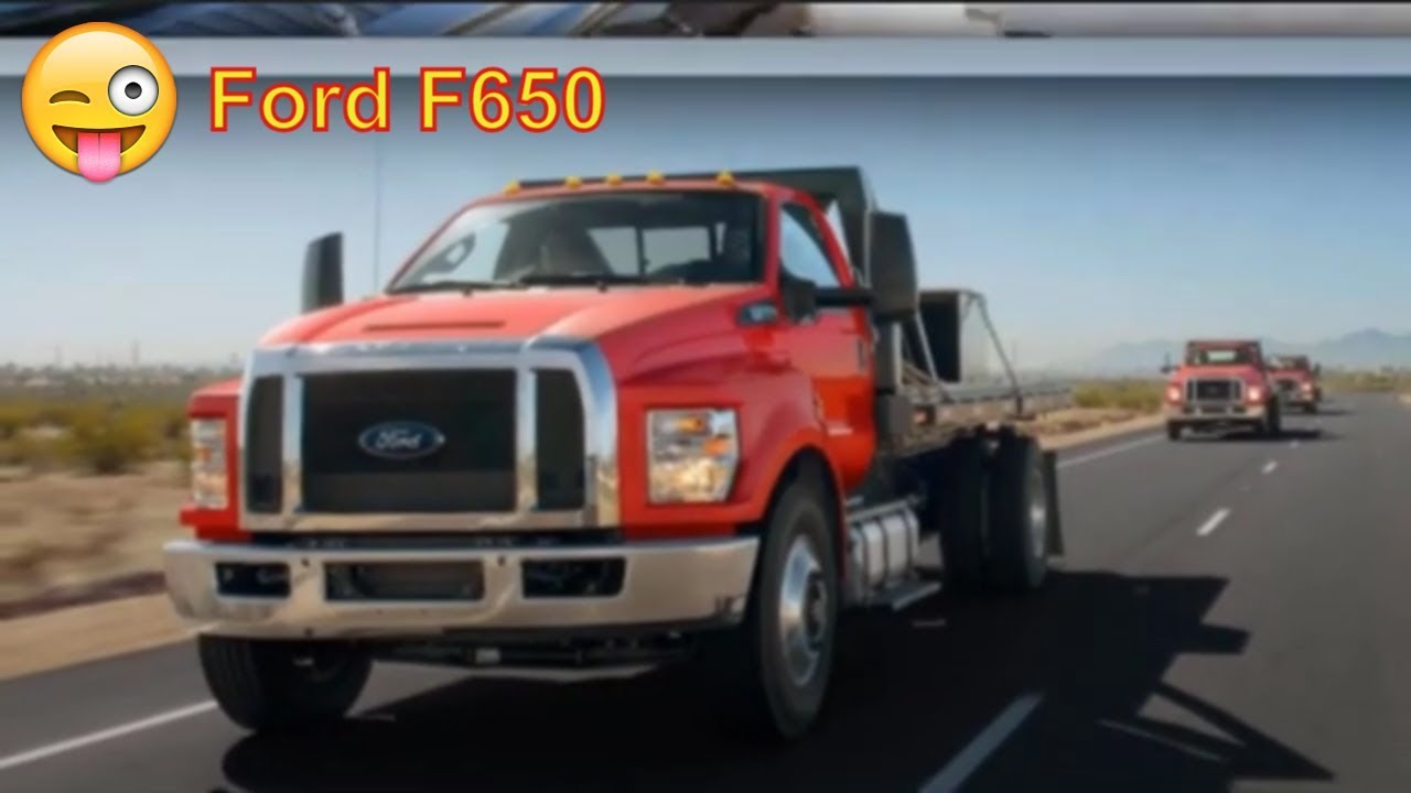 42 The 2020 Ford F650 Release