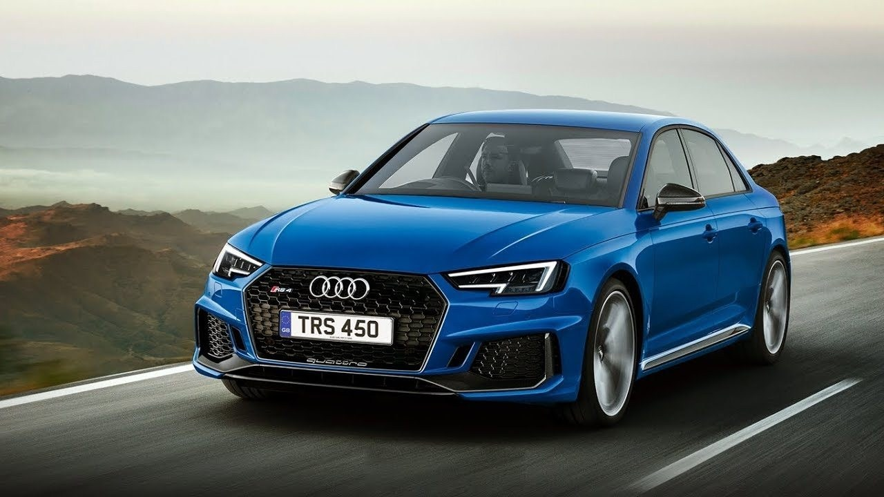 42 The Best 2019 Audi Rs4 Style