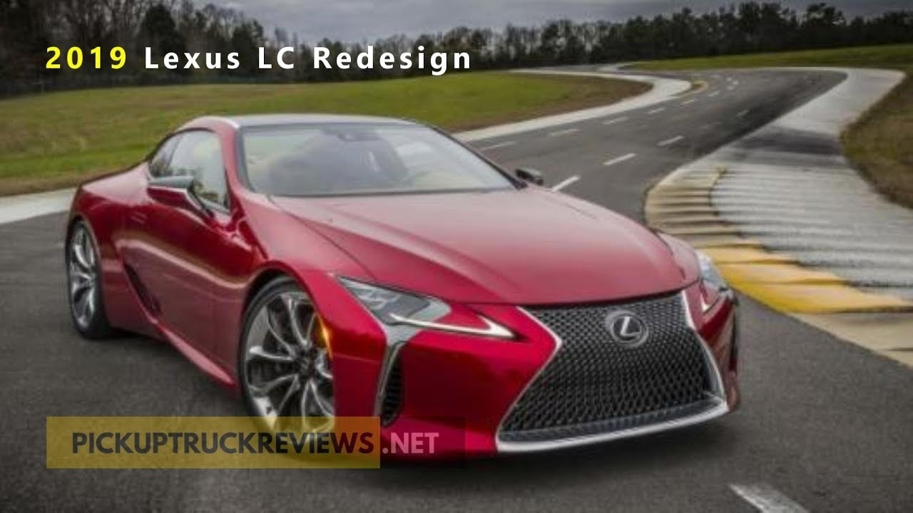 42 The Best 2019 Lexus Lf Lc Engine