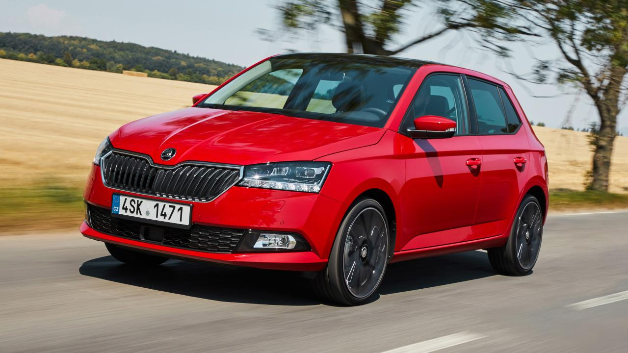 42 The Best 2019 Skoda Roomster Style