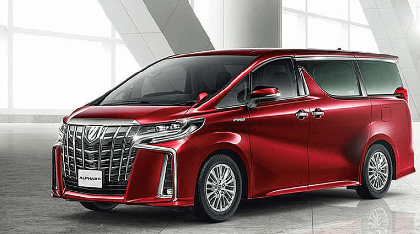 42 The Best 2019 Toyota Alphard Ratings