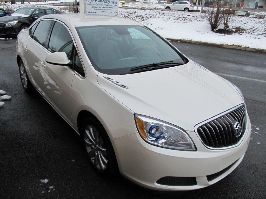 42 The Best 2020 Buick Verano Spy Review and Release date