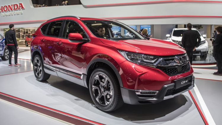 42 The Best 2020 Honda CR V Price Design and Review
