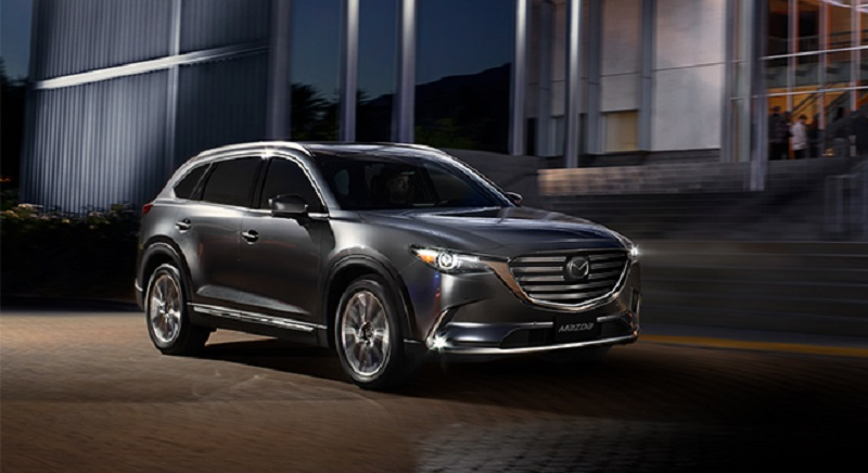 42 The Best 2020 Mazda Cx 9 Rumors Photos