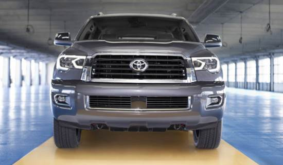 42 The Best 2020 Toyota Sequoia Concept